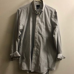 Arrow Classic Fit Button Down Shirt Men Size 15.5
